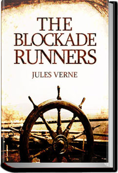 The Blockade Runners by Jules Verne