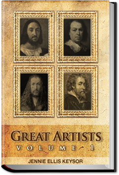 Great Artists, Vol 1. by Jennie Ellis Keysor