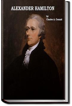 Alexander Hamilton by Charles A. Conant