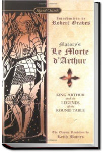 Le Mort d'Arthur: Volume 1 by Sir Thomas Malory