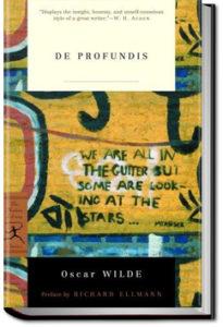 De Profundis by Oscar Wilde