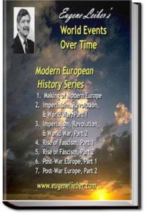 Modern European History by Eugene Lieber